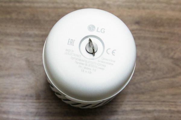 Обзор LG PJ9: играет илевитирует — Аккумулятор и питание . 4