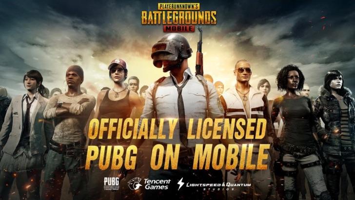 PUBG Mobile можно скачать для iOS и андроид