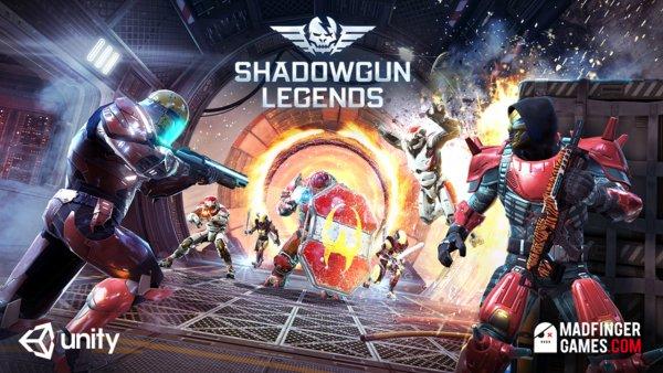 Состоялся релиз мобильного шутера Shadowgun Legends