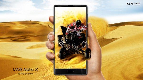 Мощные смартфоны MAZE со скидкой наGearBest