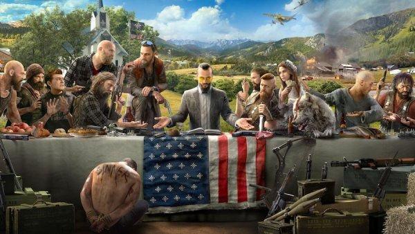 Обнаружена секретная концовка Far Cry 5