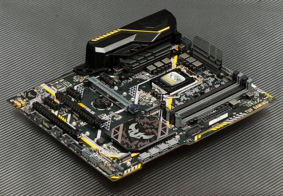 Надежно инедорого: ASUS TUF Z370 Pro Gaming