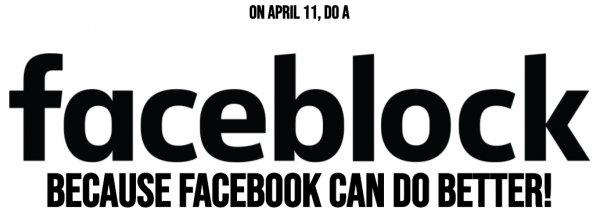 Глобальный бойкот Facebook назначен на11апреля