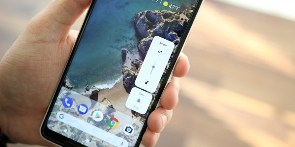 Android 9.0 запомнит настройки громкости гарнитуры Bluetooth
