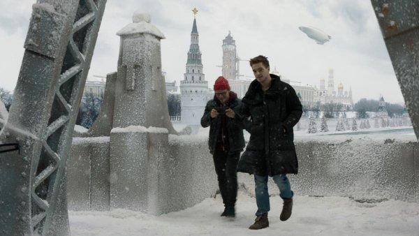 Вышел финальный трейлер к«Черновику» пороману Лукьяненко
