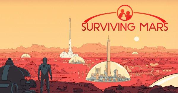 Обзор Surviving Mars. Красная планета длярелакса