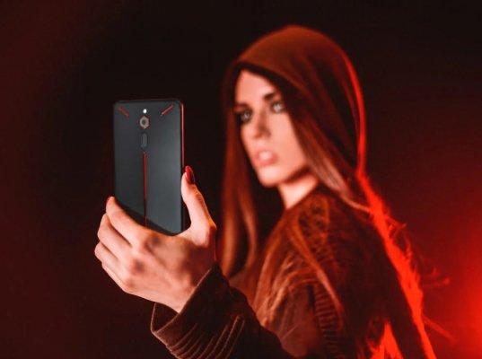 ZTE представила конкурента Razer Phone иXiaomi Black Shark