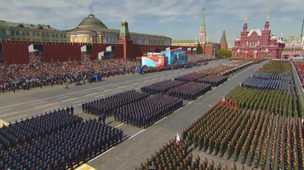 Российские боевые роботы приедут напарад Победы