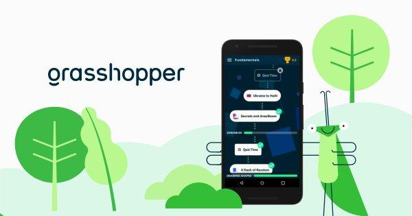 Мобильное приложение отGoogle научит кодировать наJavaScript