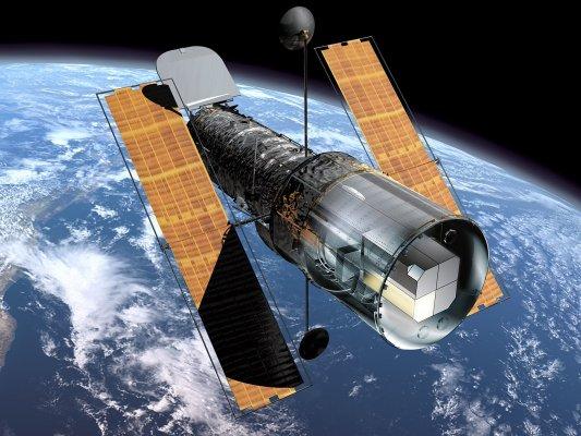 Телескоп Хаббл отпраздновал 28 лет работы снимком туманности Лагуны