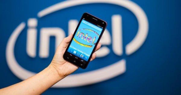 Intel планирует снова выйти нарынок смартфонов