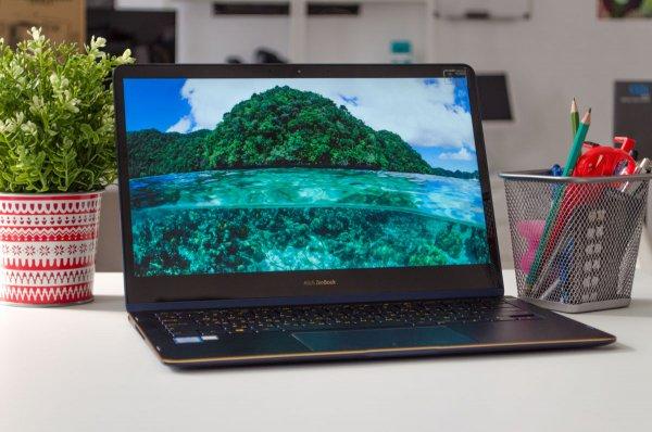 Обзор ASUS ZenBook Flip S: гость изкорпоративного мира