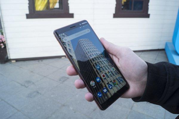 Обзор Nokia 7 Plus — Программное обеспечение. 1