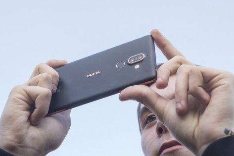 Обзор Nokia 7 Plus — Камера. 1