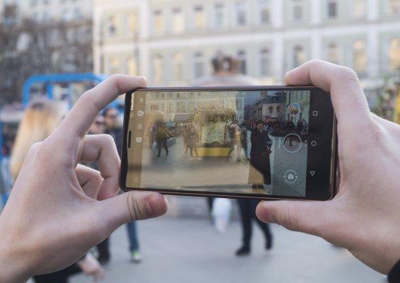 Обзор Nokia 7 Plus — Камера. 28