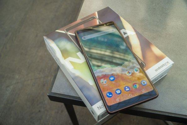 Обзор Nokia 7 Plus — Вывод. 1