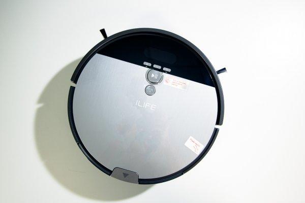 Обзор робота-пылесоса ILIFE V8s