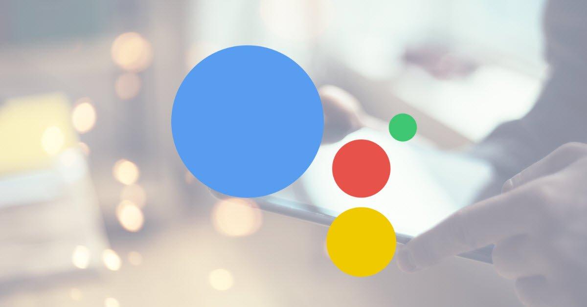 Google I  O все новые функции Google Assistant