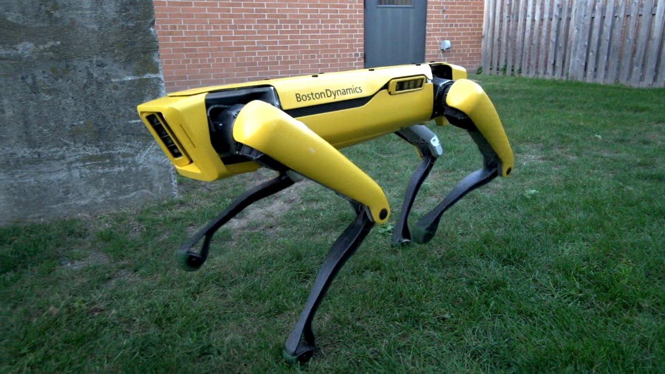 Boston Dynamics начнёт продавать собакоподобных роботов вследующем году