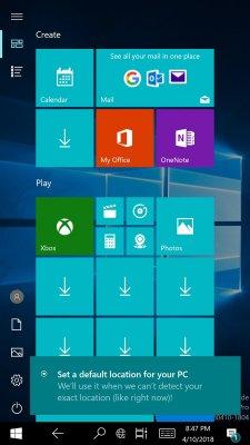 Теперь каждый может установить Windows 10 дляARM насмартфон Lumia 950 XL