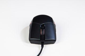 Обзор игровой мышки ASUS ROG Pugio — Внешний вид. 12