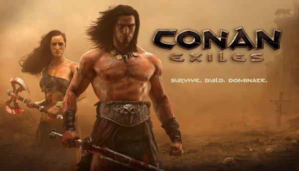 Обзор Conan Exiles. В ожидании места насервере