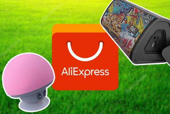 Лучшие недорогие колонки сBluetooth наAliExpress