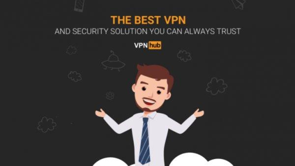 Pornhub запустил бесплатный VPN-сервис