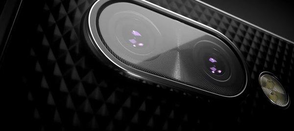 BlackBerry KEY2 сдвойной камерой показали навидео