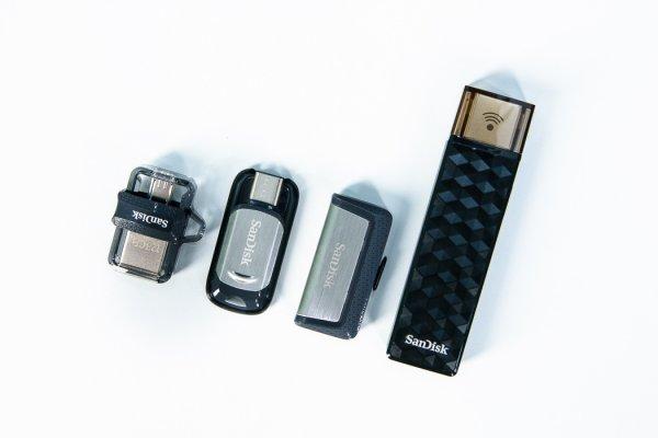 Флешки отSanDisk— время новых стандартов