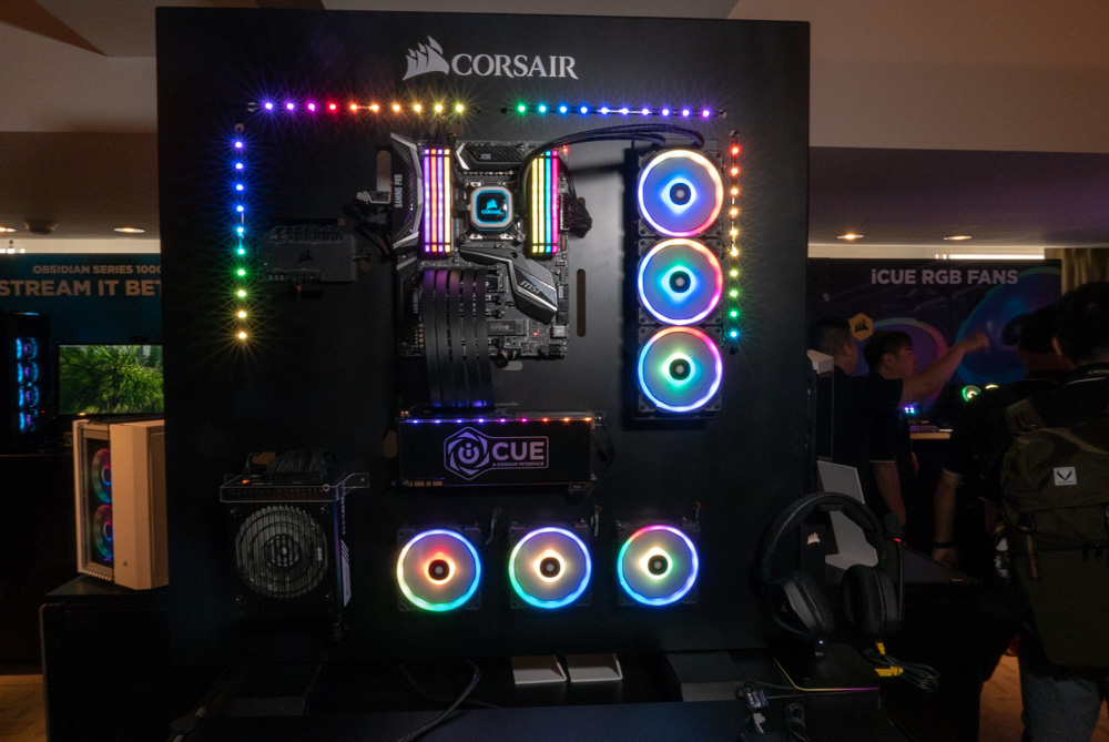 RGB on MSI GPU @ Computex? - The Corsair User Forums