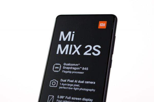 Обзор Xiaomi Mi MIX 2s: плановое обновление