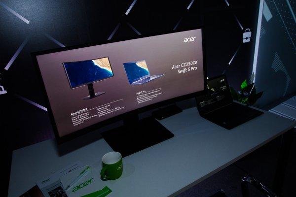 Acer Brand Day 2018: встречаем новый Swift 7 илинейку аксессуаров Predator