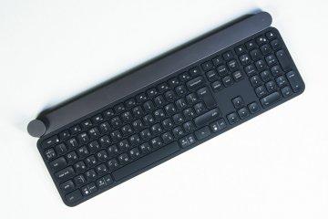 Обзор Logitech Craft иMX Master 2S — Внешний вид и эргономика клавиатуры Craft. 3