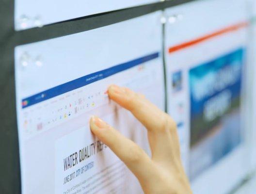 Microsoft анонсировала новый дизайн дляOffice