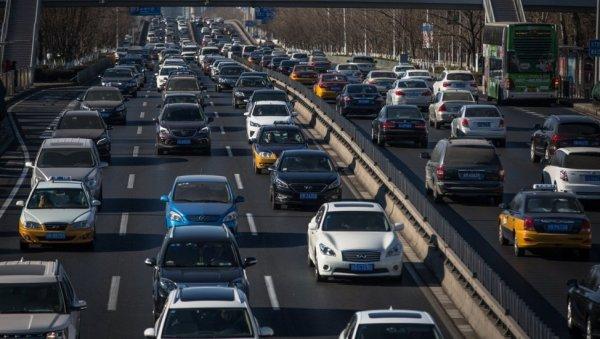 В Китае хотят отслеживать автомобили спомощью RFID-меток