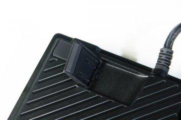 Обзор игровой клавиатуры Logitech G513 Carbon — Внешний вид и эргономика. 10