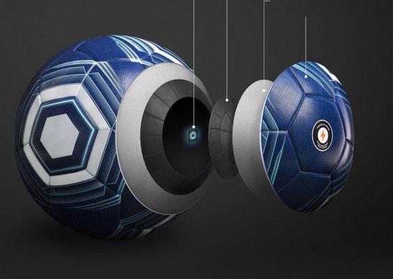 Xiaomi представила умный футбольный мяч длядетей ивзрослых