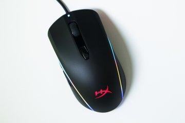 Обзор игровой мышки HyperX Pulsefire Surge