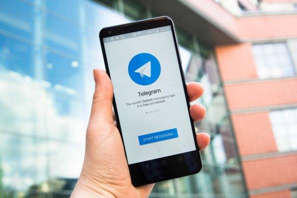 Обновлённый Telegram покажет, какие данные мессенджер знает овас