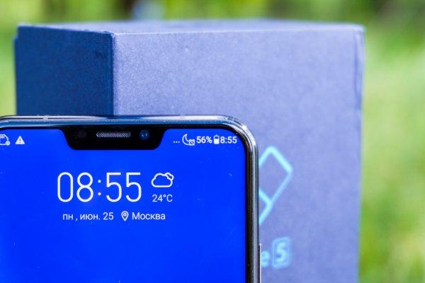 Обзор ASUS ZenFone 5— недорогой флагман — Дисплей. 2