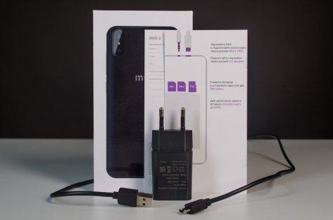 Преступно дешево: сравнительный обзор INOI 2 иINOI 3 Lite — Комплектация. 2