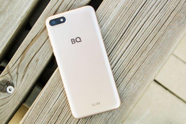 Обзор BQ Slim— симпатичный бюджетник — Внешний вид. 4