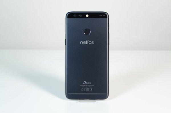 Обзор Neffos N1— неожиданно хорош — Внешний вид. 4
