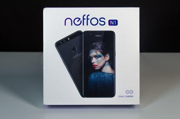 Обзор Neffos N1— неожиданно хорош