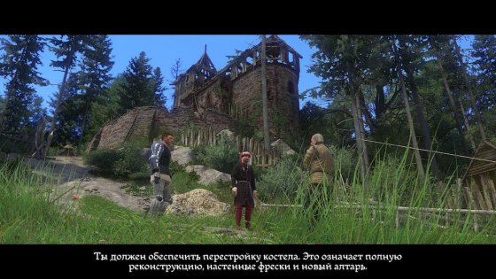 Обзор дополнения Kingdom Come: Deliverance — Из пепла