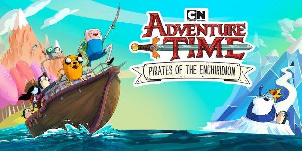 Обзор Adventure Time: Pirates of the Enchiridion. Финн иДжейк снова вделе
