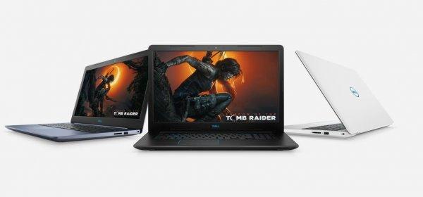 Dell начинает продажи вРоссии игровых ноутбуков Alienware исерий G3 иG5