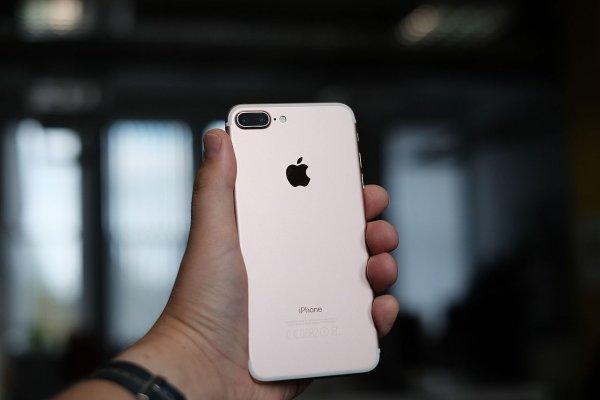 iPhone 7 Plus уцелел после падения с300 метров