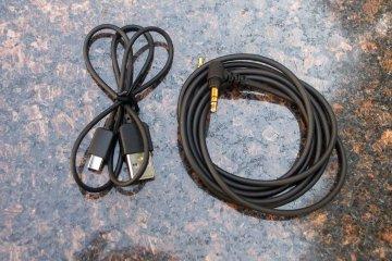 Обзор гарнитуры JVC HA-S70BT-B — Упаковка и комплект поставки. 4